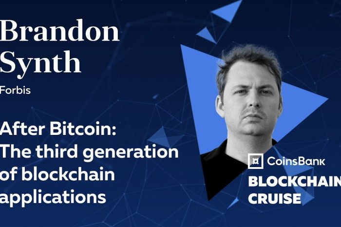 Skycoin's Founder speaks at the Blockchain Cruise 2019