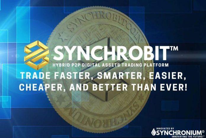 SynchroBit, the revolutionary innovative hybrid trading platform at the cutting-edge of blockchain technology