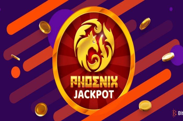 Bitcasino Launches Revolutionary Phoenix Jackpot Game, and New Engaging Gameplay