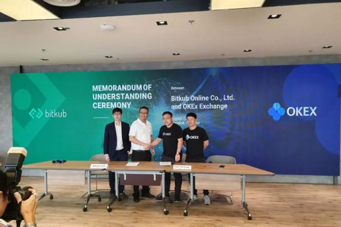 OKEx Announced Strategic Partnership with Thai Exchange Bitkub.com to Accelerate Business Layout in Southeast Asia