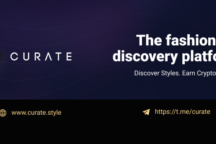 Curate's founder James Hakim on bringing blockchain to the fashion industry