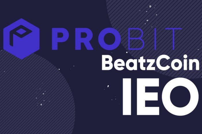 BeatzCoin IEO's 1st Round Goes Live on ProBit Exchange Launchpad Amid Surging Interest in Korean & Asian Markets