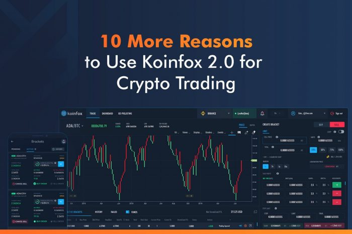 10 More Reasons to Use Koinfox 2.0 for Crypto Trading