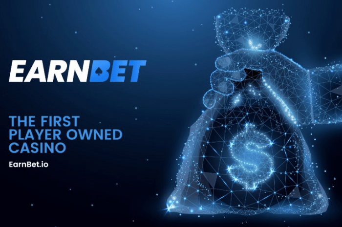 EarnBet.io, the Casino DApp on EOS, distributes over $4 million in its first year