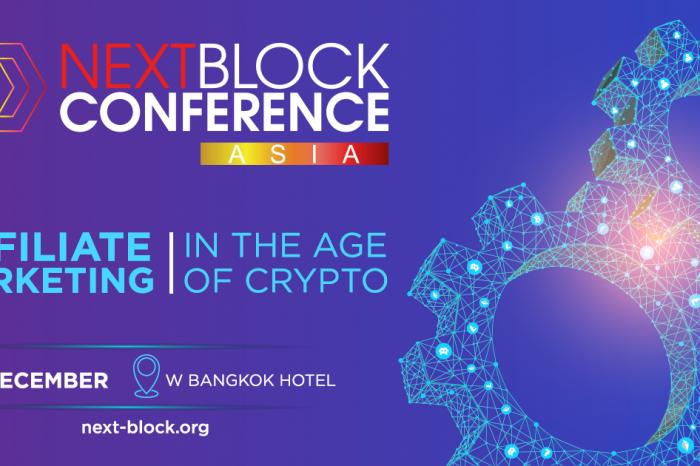 Bangkok to host Next Block Asia 2.0 in December