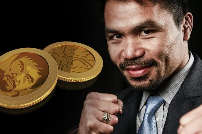 Manny Pacquiao's Personalized Cryptocurrency PAC Token, Skyrocket Within Hours After Listing on Exchange