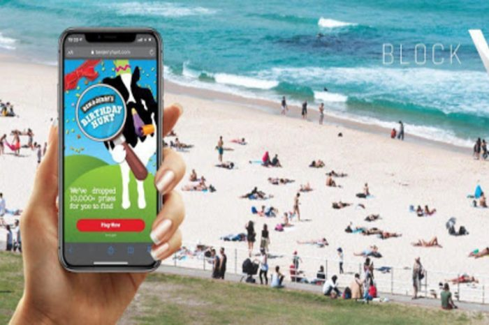 BLOCKv Partners with Ben & Jerry's to Launch a Unique Vatom-powered Campaign to Celebrate it's 10th Birthday in Australia