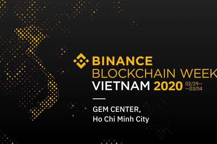 Binance Blockchain Week 2020, Vietnam has been postponed due to Coronavirus outbreak