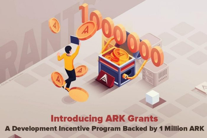 Introducing ARK Grants: a Development Incentive Program Backed by 1 Million ARK