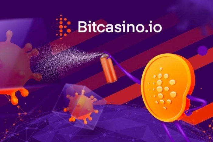 Crypto vs COVID-19: Bitcasino.io Raises 20BTC in Donations and Launches Charity Poker Tournament