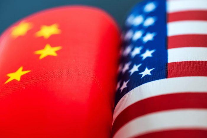 The Bitcoin market in America and China: A comparison