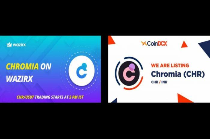 Chromia Enters Indian Market