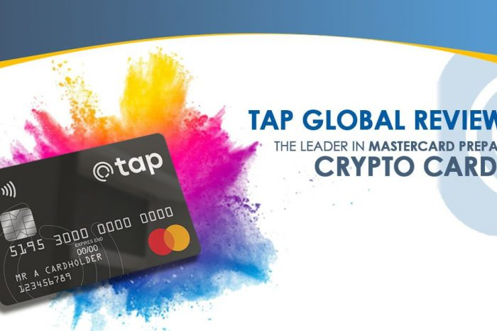 Tap Global Review - The Leader in Mastercard Prepaid Crypto Cards
