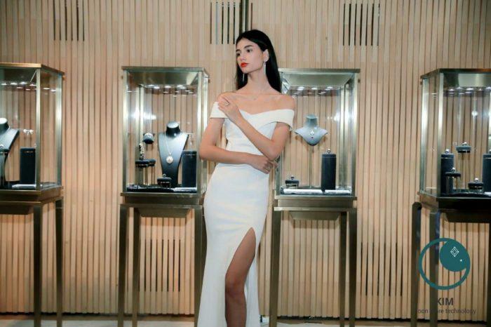 Blockchain-Powered Brand KIM Diamond Announces Flagship Store & Selene Moon Goddess Jewelry Line