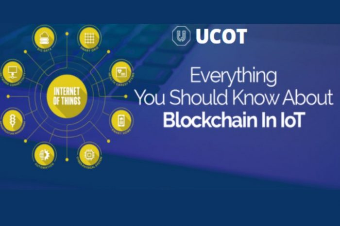 Blockchain + IoT, UCOT Is Leading The New Trend Of Blockchain Application