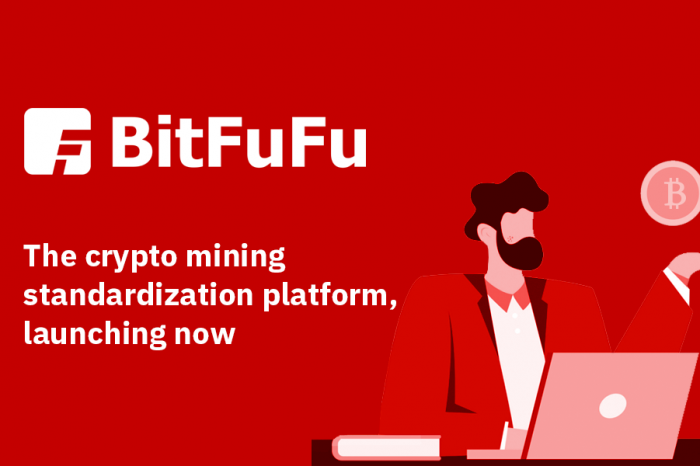 The World's First HashRate-standardized Mining Platform BitFuFu Launches on December 15