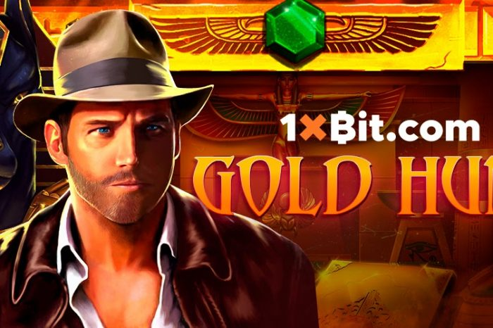 Win BTC Prizes with The 1xBit Gold Hunt Tournament