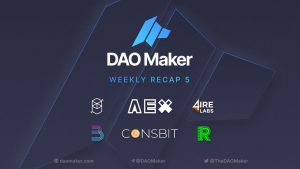 DAO Maker – Weekly Summary 5-35: Growth Days