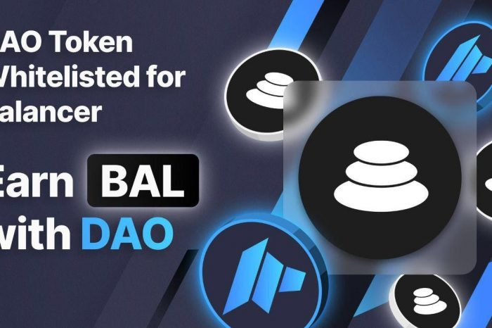 DAO Token Whitelisted for BAL Airdrop