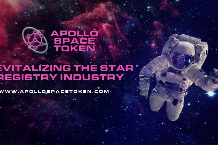 Apollo Space Token Launches NFT like Star Naming Registry on BSC, Becomes an Instant hit Within a Week of Launch