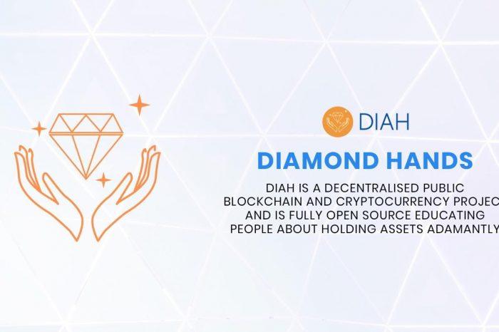 Diamond Hands (DIAH): The New Token Defying Market Trends
