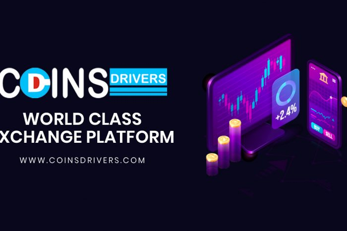 Coins Drivers: The all-in-one Crypto Exchange Serving Retail and Institutions Starts Public Sale