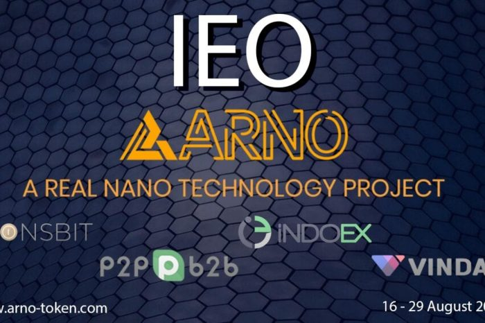 ARNO Project Gears Up For IEO as it Receives Grants For Production