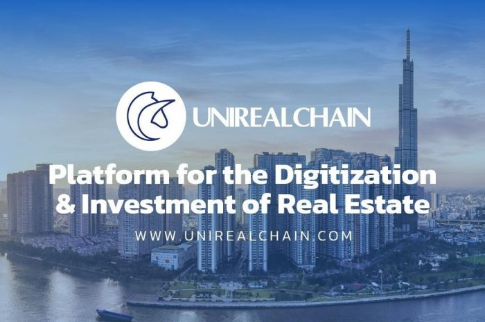 Unirealchain - UNR: The Platform Where Real Estate Meets NFT Market