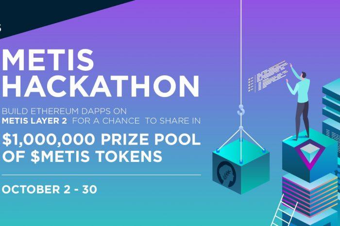 Metis Protocol Announces Decentralized App Hackathon With A Million Dollar Prize Pool