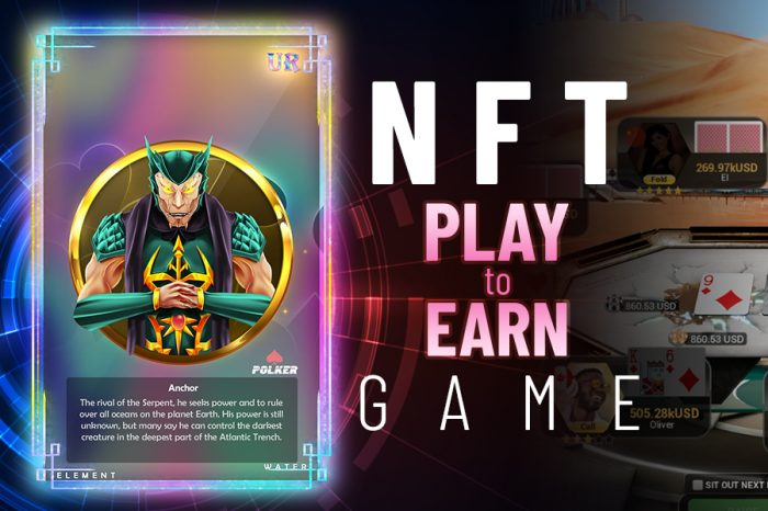 """Akon Shouts Out The Best """"Play-to-Earn"""" NFT Game Polker (PKR)"""