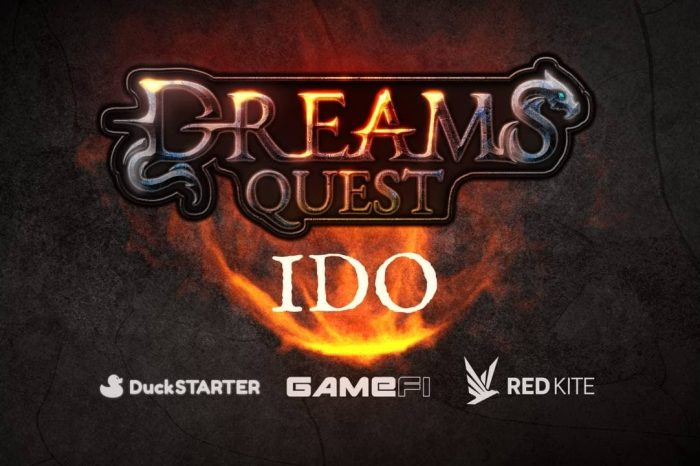 Dreams Quest To Launch IDO