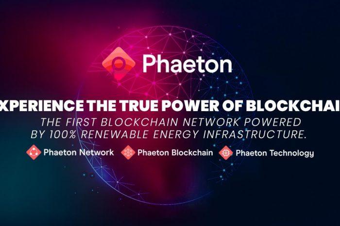 PHAETON Raises USD 1.5 Million Within 24-Hour Of IEO Launch